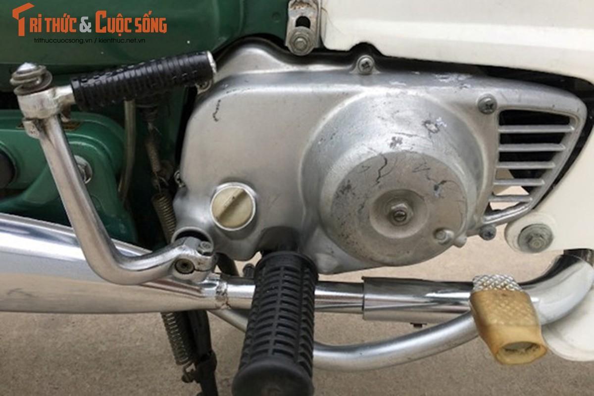 Honda Super Cub chay gan 40 nam gia hon 100 trieu dong-Hinh-8
