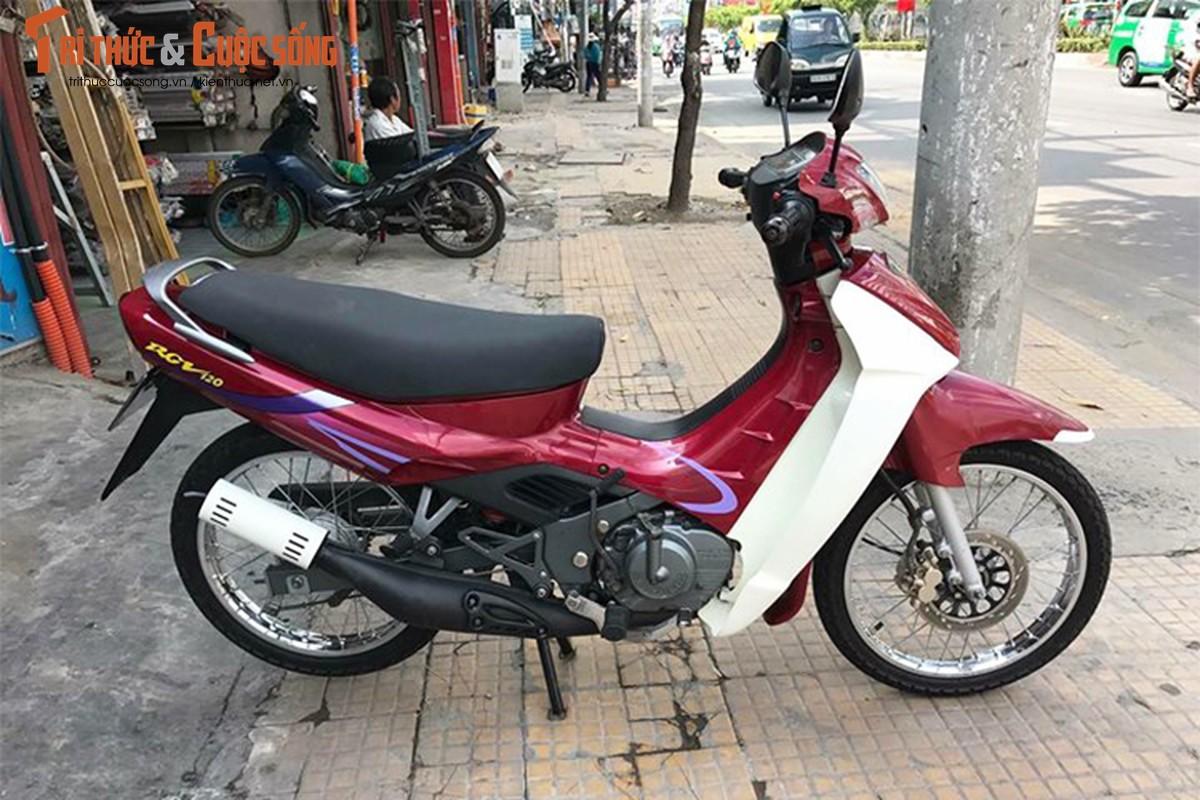 """Xe may Suzuki RGV bien """"ngu quy"""" hon 400 trieu o Sai Gon-Hinh-2"""