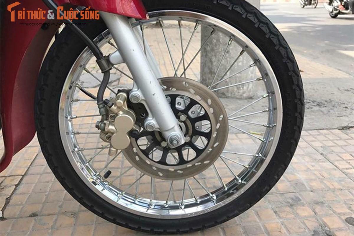 """Xe may Suzuki RGV bien """"ngu quy"""" hon 400 trieu o Sai Gon-Hinh-5"""
