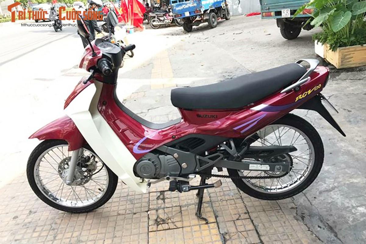 """Xe may Suzuki RGV bien """"ngu quy"""" hon 400 trieu o Sai Gon-Hinh-8"""