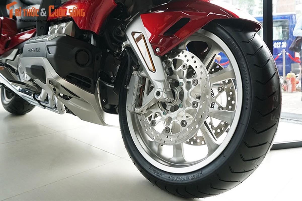 Danh gia moto Honda Gold Wing moi gia 1,2 ty tai Viet Nam-Hinh-10