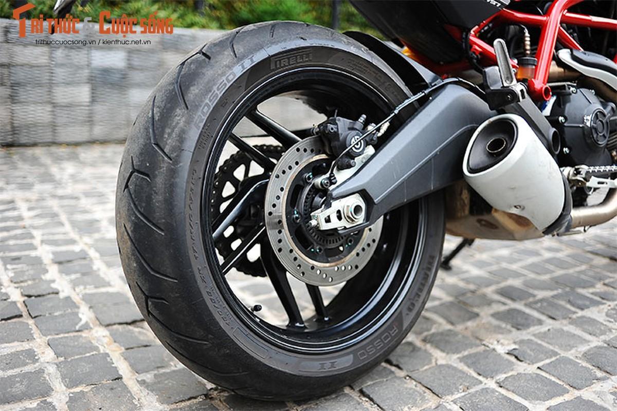 "Cam lai ""quy nho"" Ducati Monster 797 gia 329 trieu tai Viet Nam-Hinh-10"