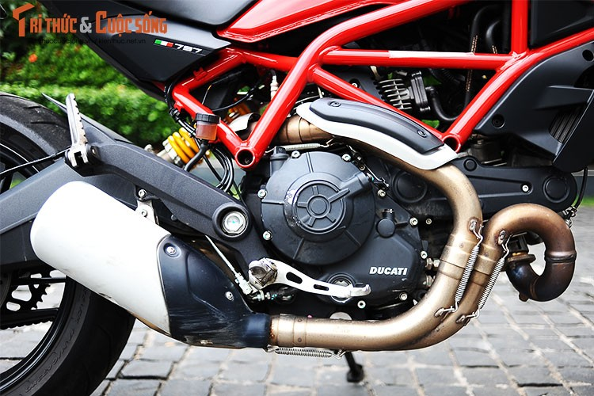 "Cam lai ""quy nho"" Ducati Monster 797 gia 329 trieu tai Viet Nam-Hinh-11"