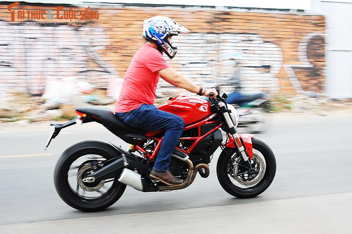 "Cam lai ""quy nho"" Ducati Monster 797 gia 329 trieu tai Viet Nam-Hinh-13"