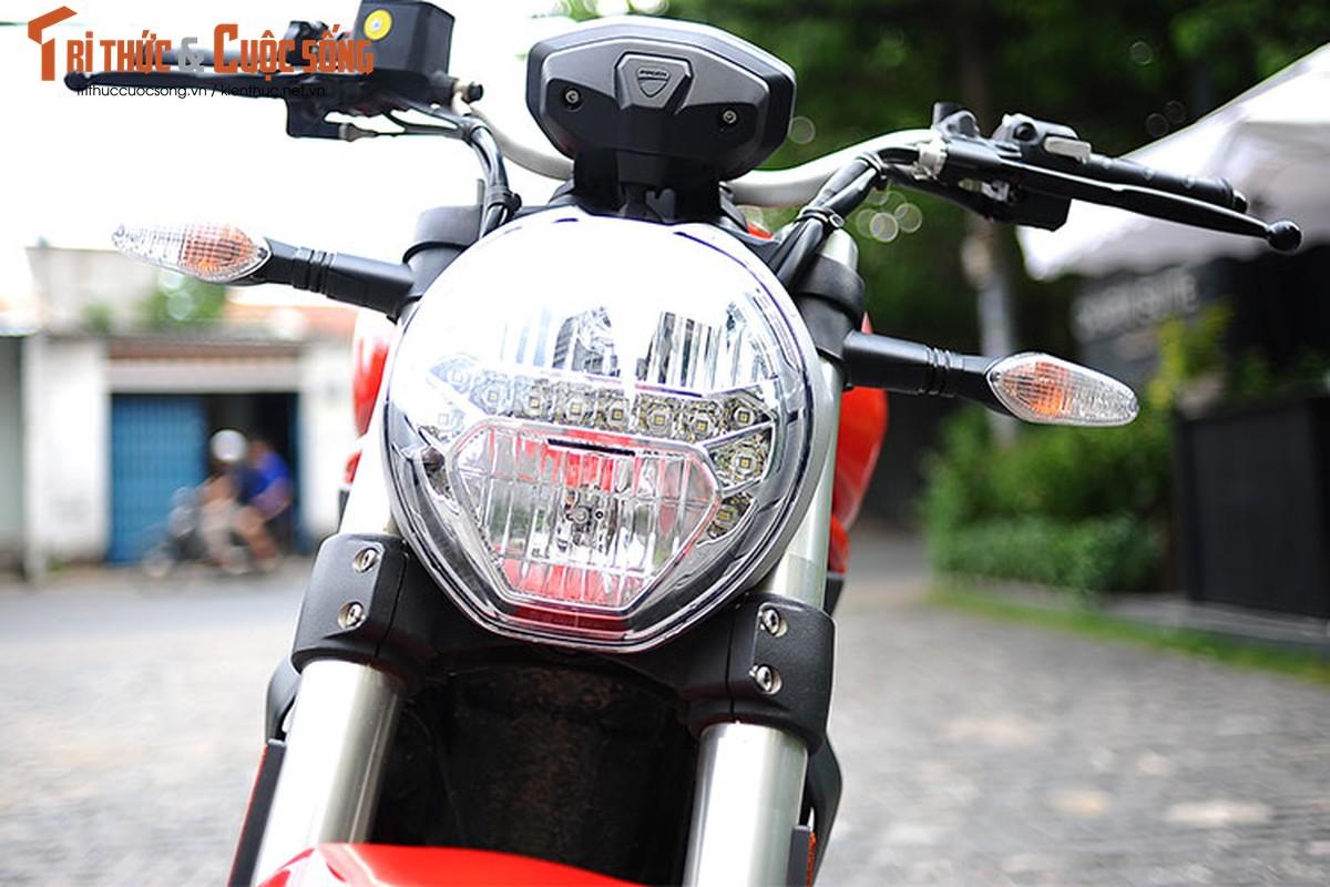 "Cam lai ""quy nho"" Ducati Monster 797 gia 329 trieu tai Viet Nam-Hinh-3"