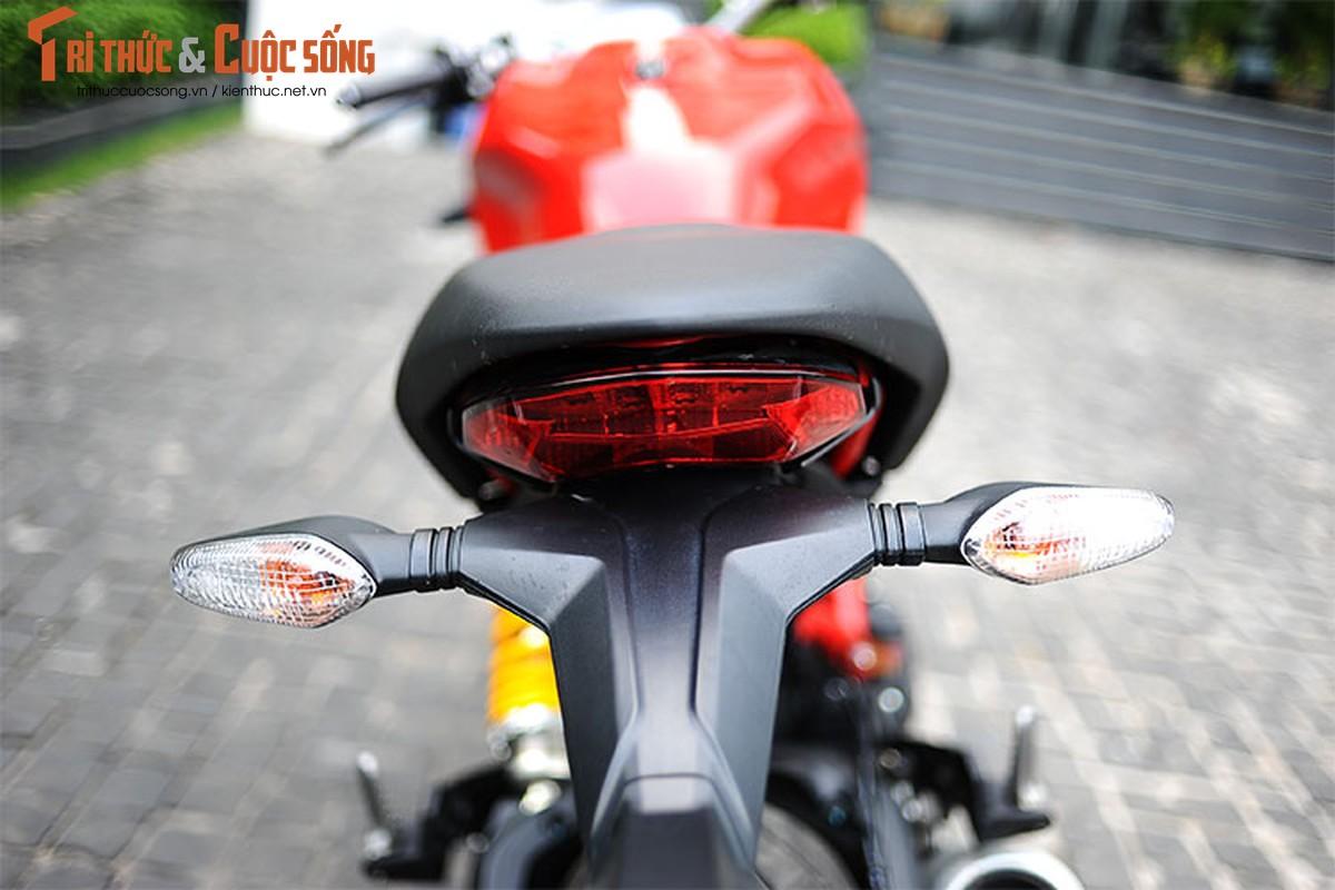 "Cam lai ""quy nho"" Ducati Monster 797 gia 329 trieu tai Viet Nam-Hinh-7"