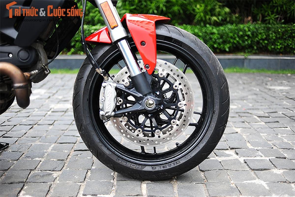 "Cam lai ""quy nho"" Ducati Monster 797 gia 329 trieu tai Viet Nam-Hinh-8"