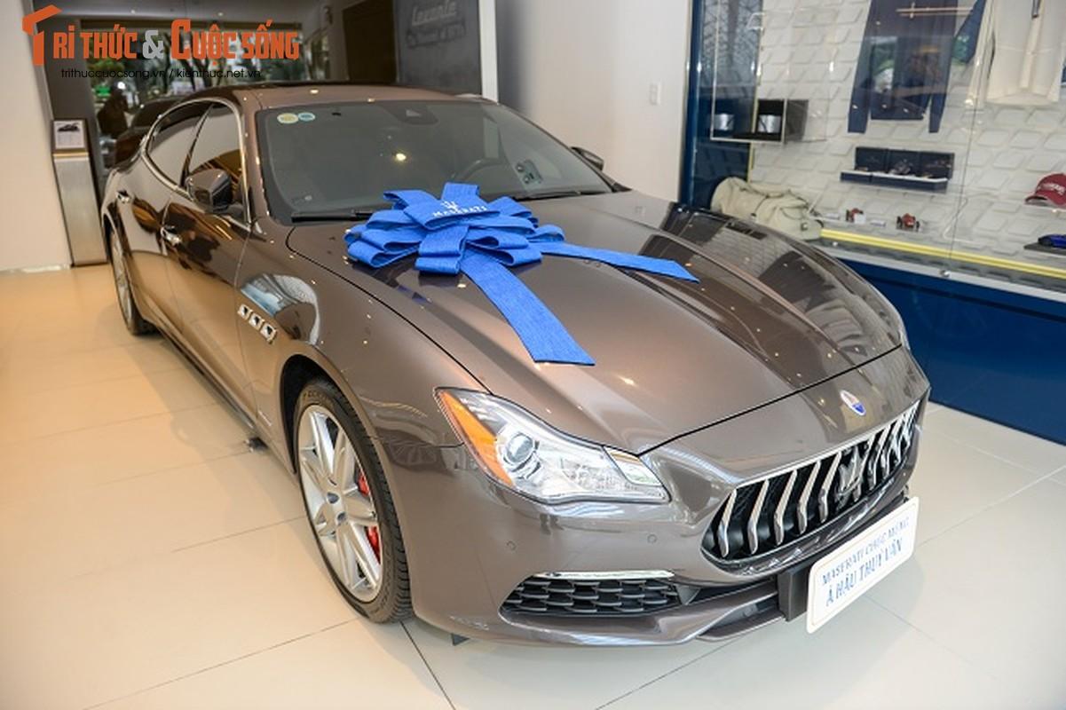 A Hau Thuy Van tau xe sang Maserati gia 6,9 ty dong-Hinh-10
