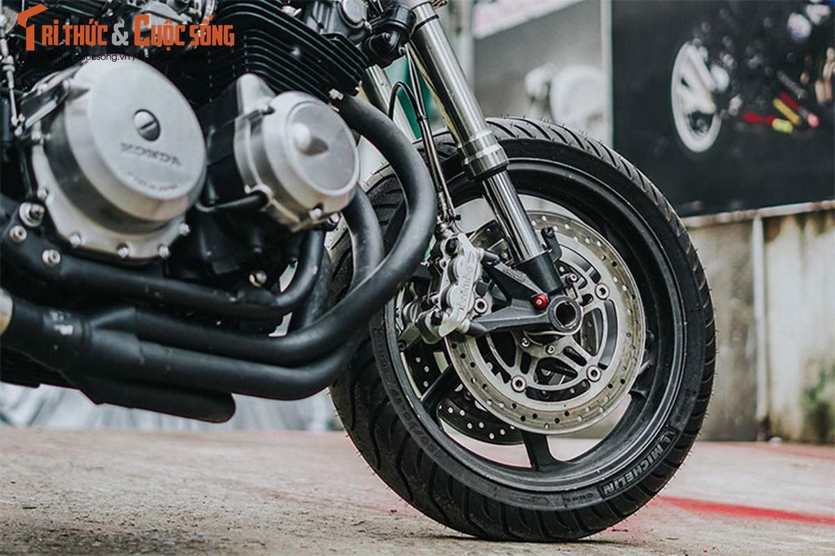 Tho Sai Gon do Honda CB750