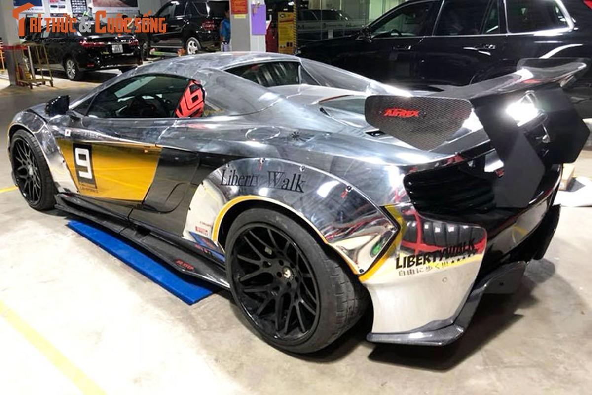 Chong sieu mau Ngoc Thach do McLaren 650S Spider gia 16 ty-Hinh-6
