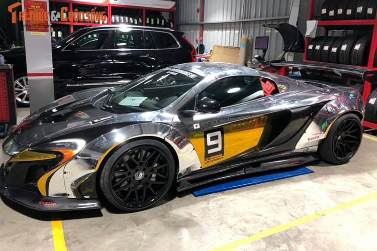 Chong sieu mau Ngoc Thach do McLaren 650S Spider gia 16 ty-Hinh-7