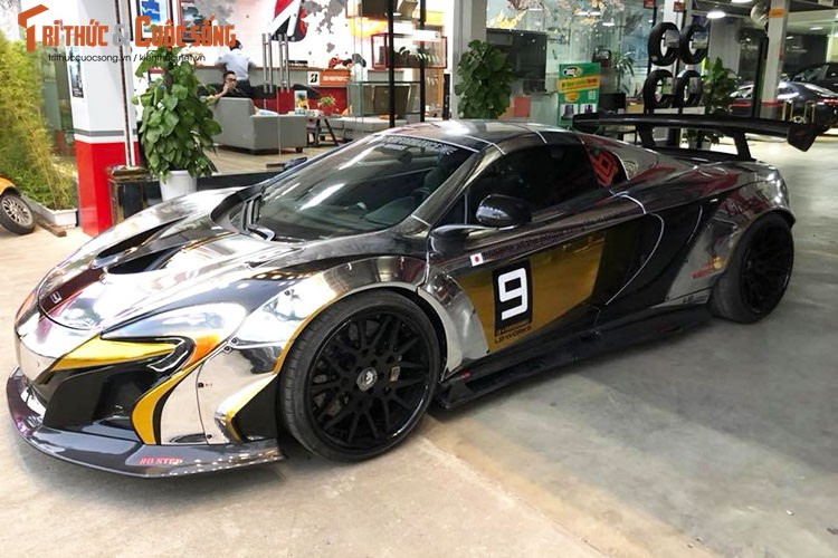 Chong sieu mau Ngoc Thach do McLaren 650S Spider gia 16 ty-Hinh-8