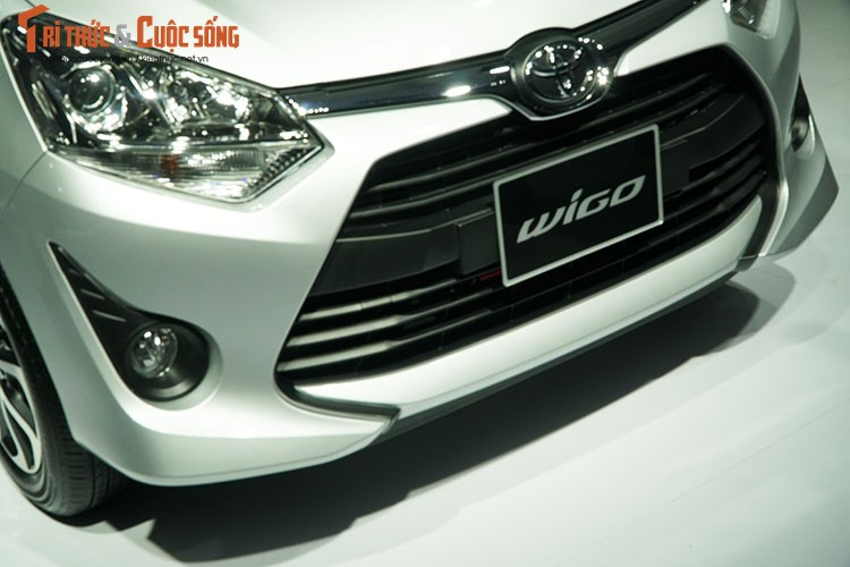Wigo gia tu 345 trieu, xe re nhat cua Toyota Viet Nam-Hinh-3