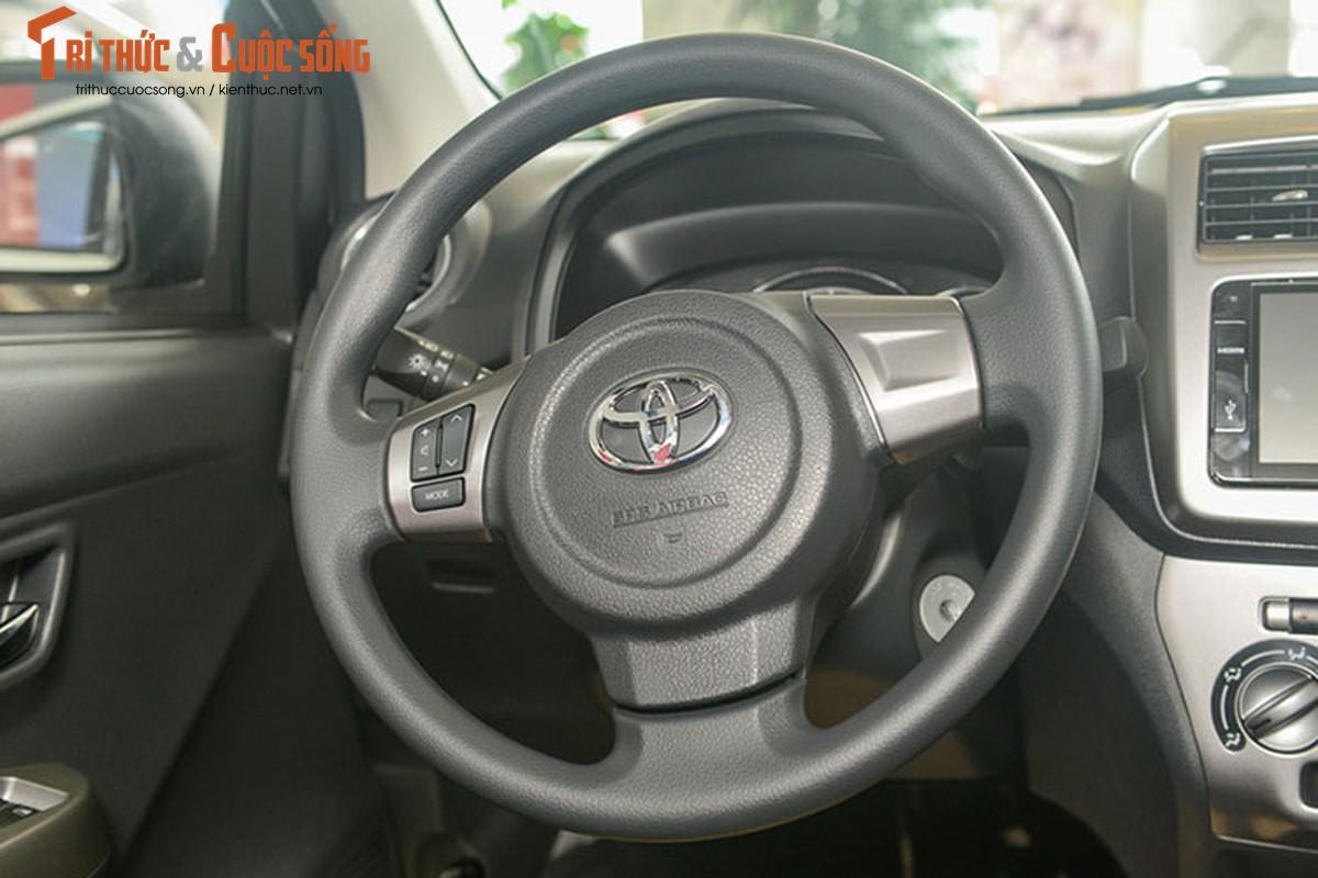 Wigo gia tu 345 trieu, xe re nhat cua Toyota Viet Nam-Hinh-7