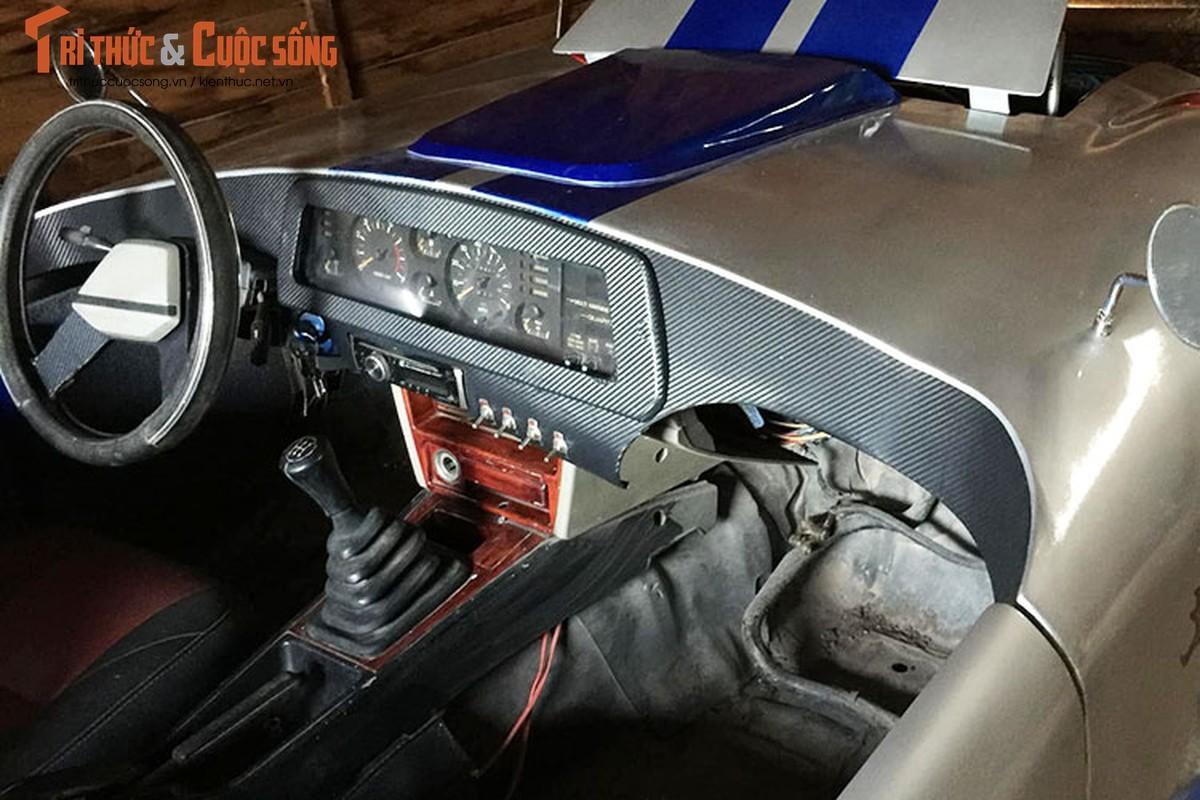 "Can canh ""sieu xe"" Shelby Cobra chi 125 trieu tai Viet Nam-Hinh-4"