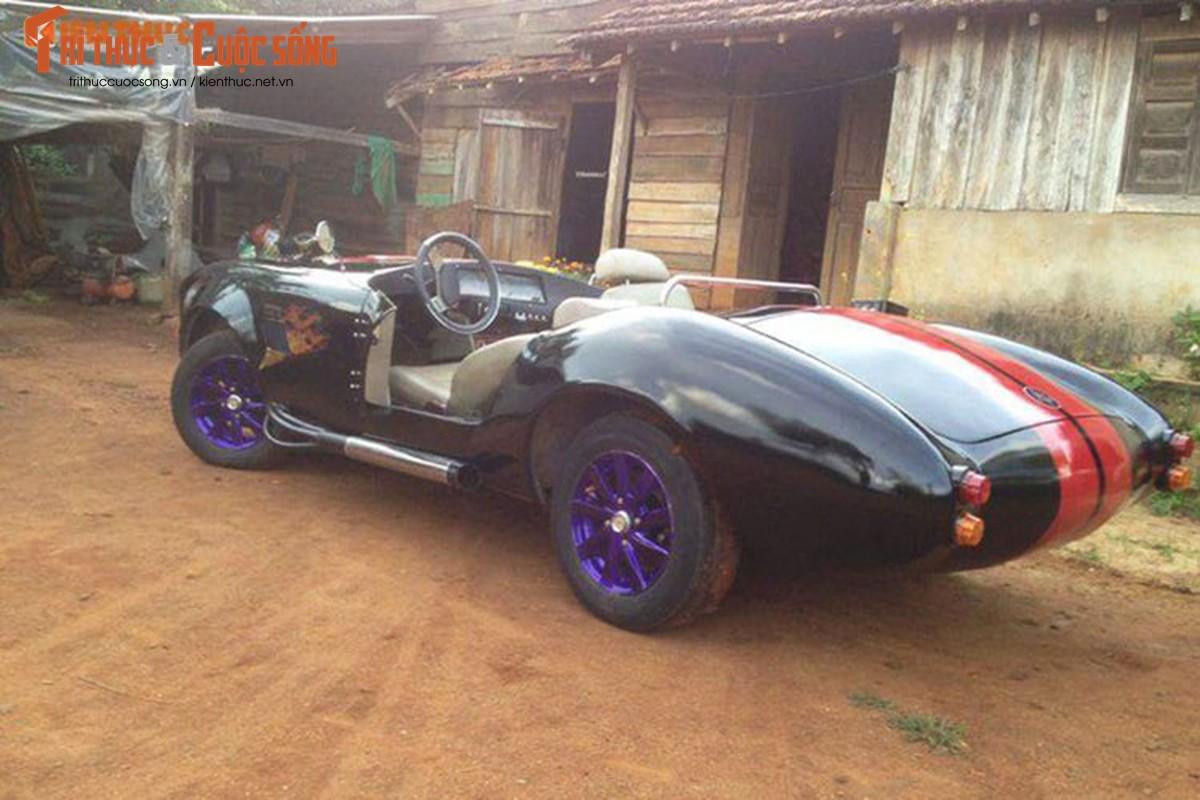 "Can canh ""sieu xe"" Shelby Cobra chi 125 trieu tai Viet Nam-Hinh-7"