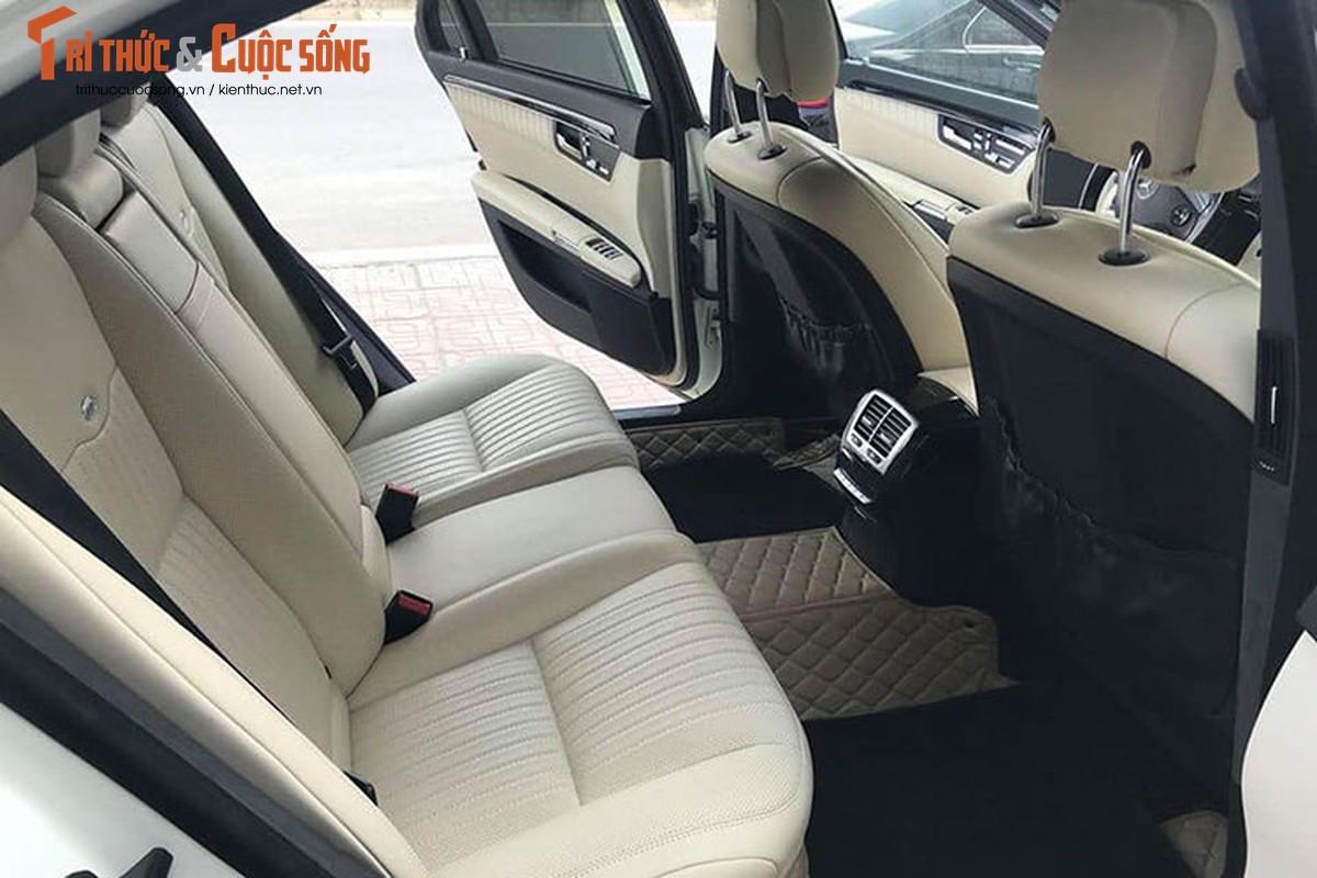Chi tiet xe sang Mercedes S550 ban chi 980 trieu o Ha Noi-Hinh-6