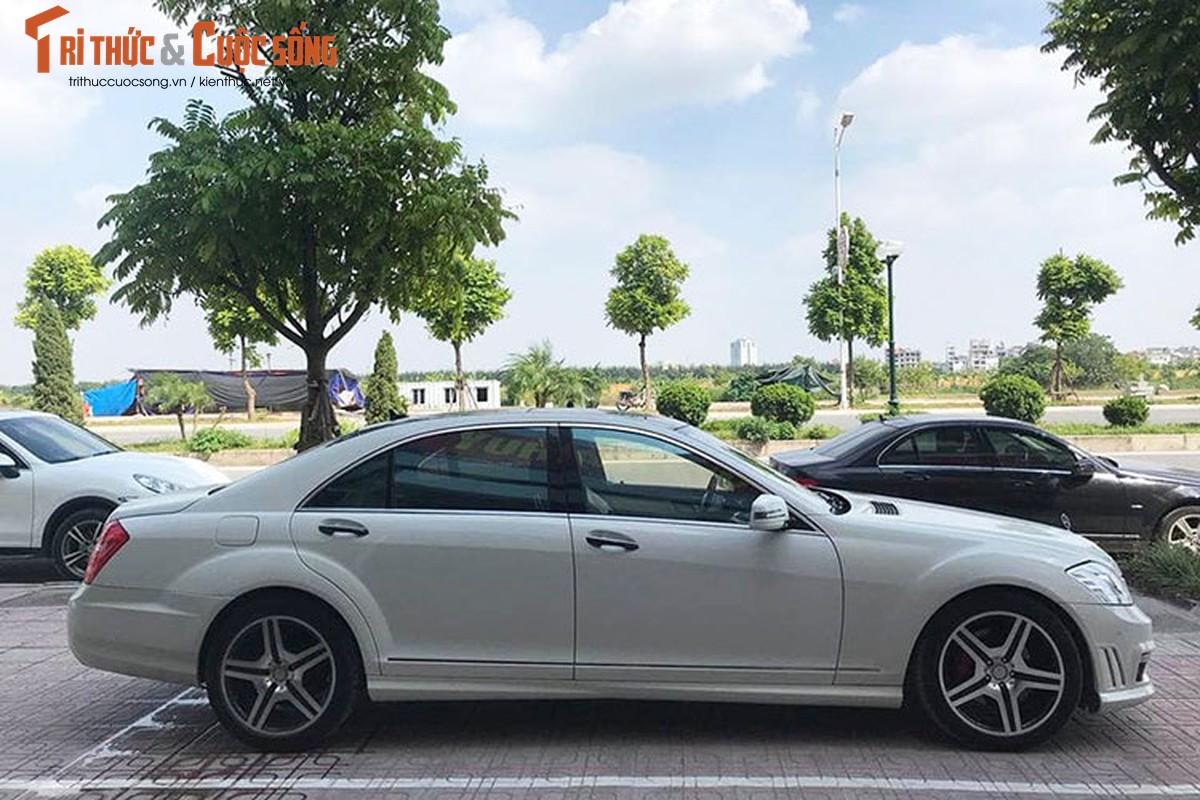 Chi tiet xe sang Mercedes S550 ban chi 980 trieu o Ha Noi-Hinh-8