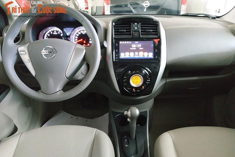 Can canh Nissan Sunny Q-Series 2018 gia re tai Viet Nam-Hinh-5