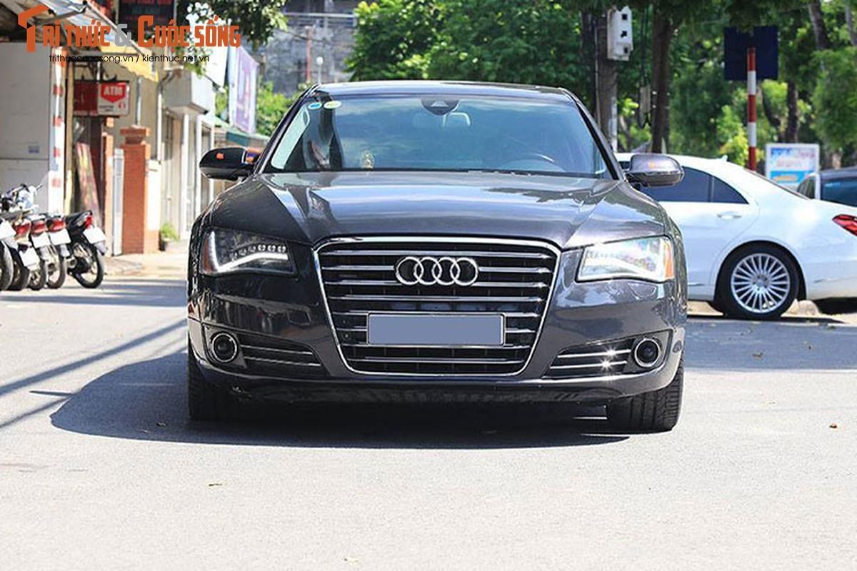Chi tiet xe sang Audi A8 gia chi 2,1 ty o Ha Noi-Hinh-11