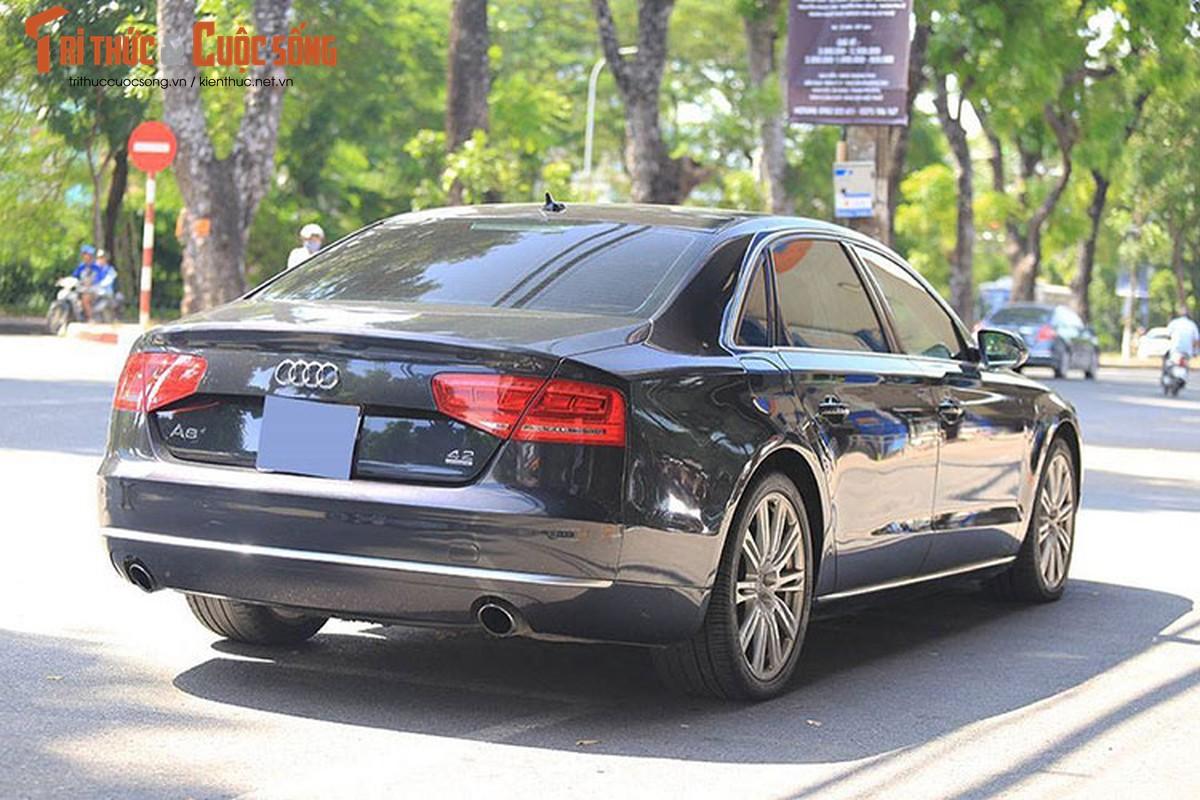 Chi tiet xe sang Audi A8 gia chi 2,1 ty o Ha Noi-Hinh-2