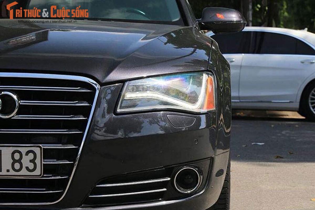 Chi tiet xe sang Audi A8 gia chi 2,1 ty o Ha Noi-Hinh-3