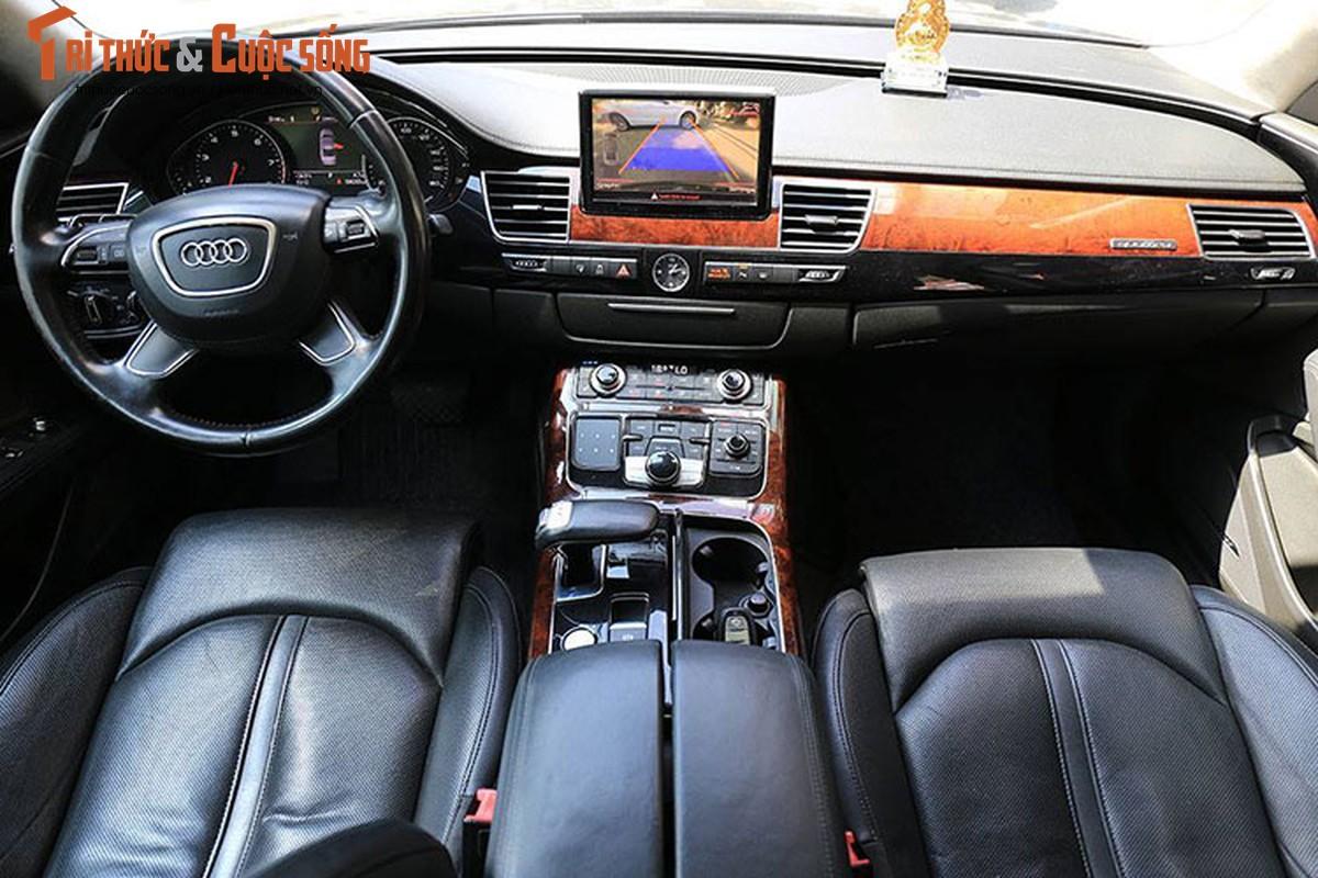 Chi tiet xe sang Audi A8 gia chi 2,1 ty o Ha Noi-Hinh-6