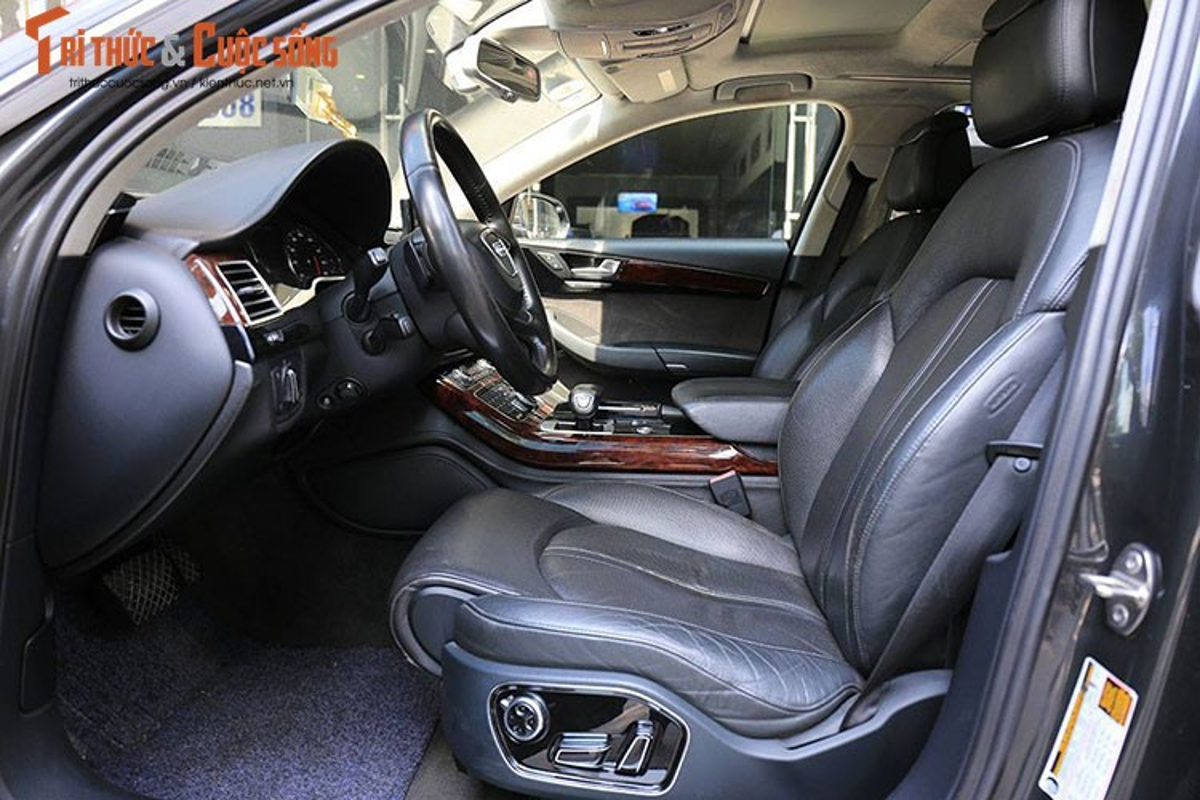 Chi tiet xe sang Audi A8 gia chi 2,1 ty o Ha Noi-Hinh-7