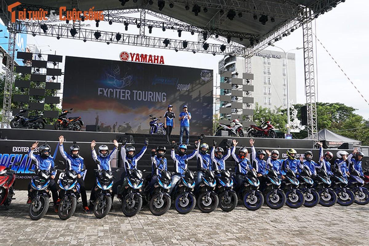 Yamaha Exciter 2019 Touring - xuyen Viet tu Sai Gon den Ha Giang-Hinh-13