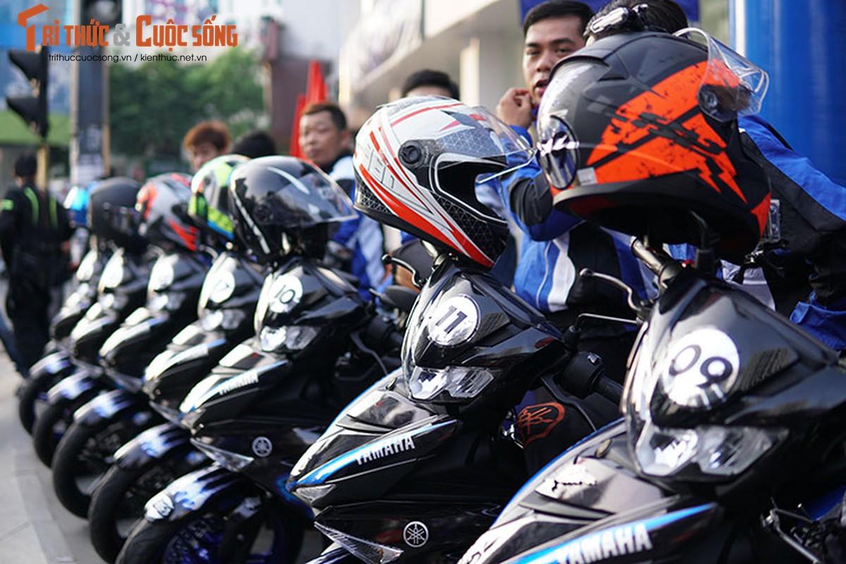 Yamaha Exciter 2019 Touring - xuyen Viet tu Sai Gon den Ha Giang-Hinh-4