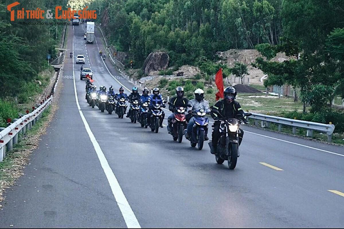 Yamaha Exciter 2019 Touring - xuyen Viet tu Sai Gon den Ha Giang-Hinh-7