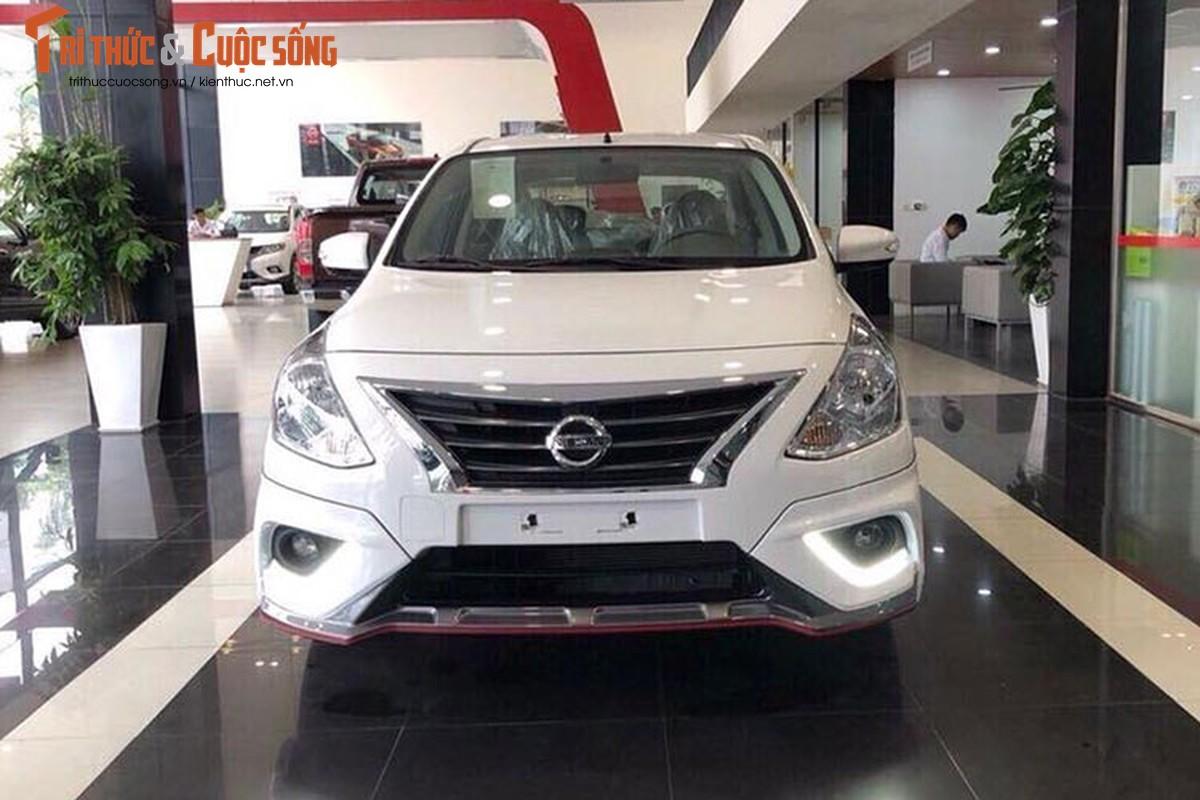 Nissan Sunny 2019 tang gia hon 20 trieu dong tai Viet Nam?-Hinh-2