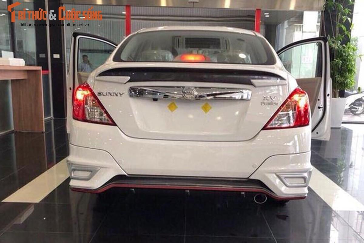 Nissan Sunny 2019 tang gia hon 20 trieu dong tai Viet Nam?-Hinh-3