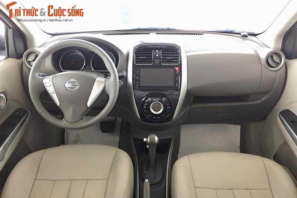 Nissan Sunny 2019 tang gia hon 20 trieu dong tai Viet Nam?-Hinh-5