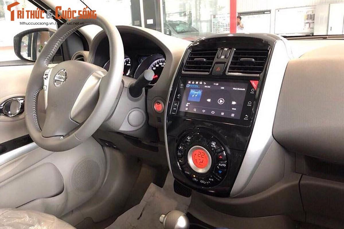 Nissan Sunny 2019 tang gia hon 20 trieu dong tai Viet Nam?-Hinh-6