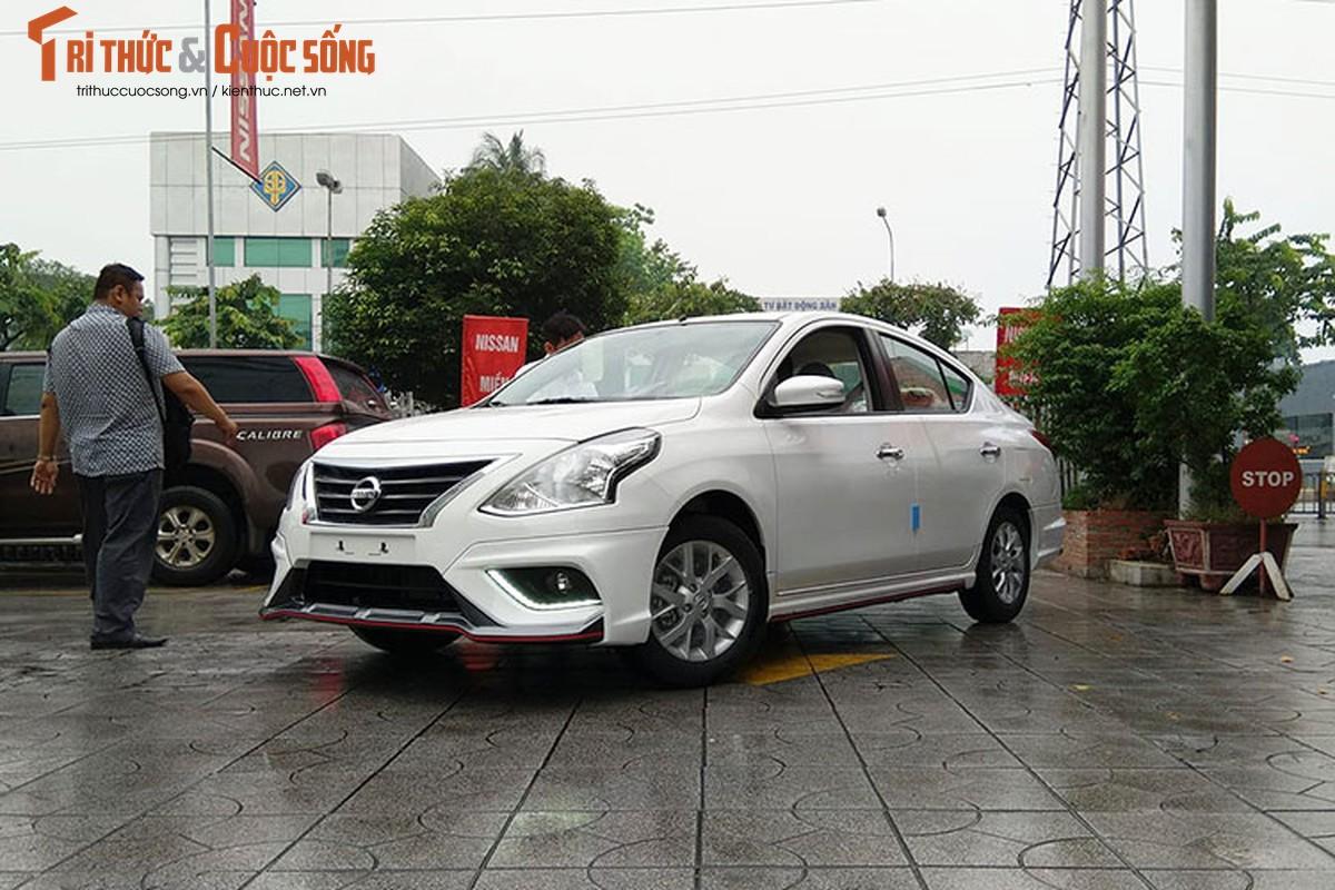 Nissan Sunny 2019 tang gia hon 20 trieu dong tai Viet Nam?-Hinh-9