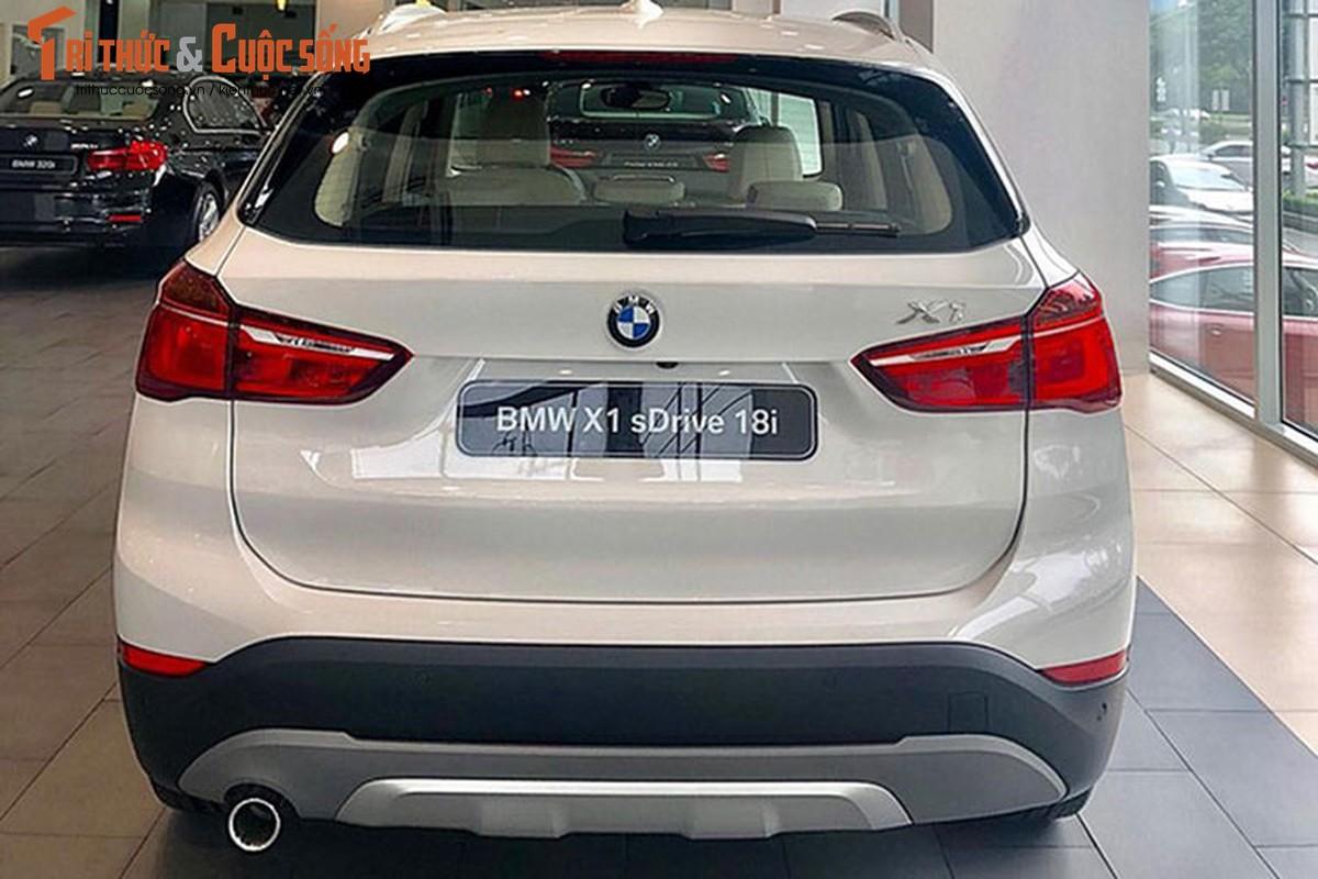 Can canh BMW X1 2018 moi gia 1,8 ty tai Sai Gon-Hinh-10