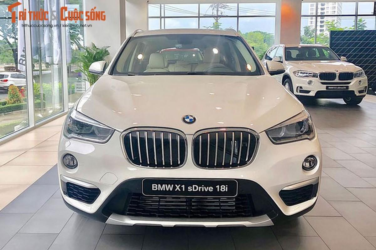 Can canh BMW X1 2018 moi gia 1,8 ty tai Sai Gon-Hinh-11