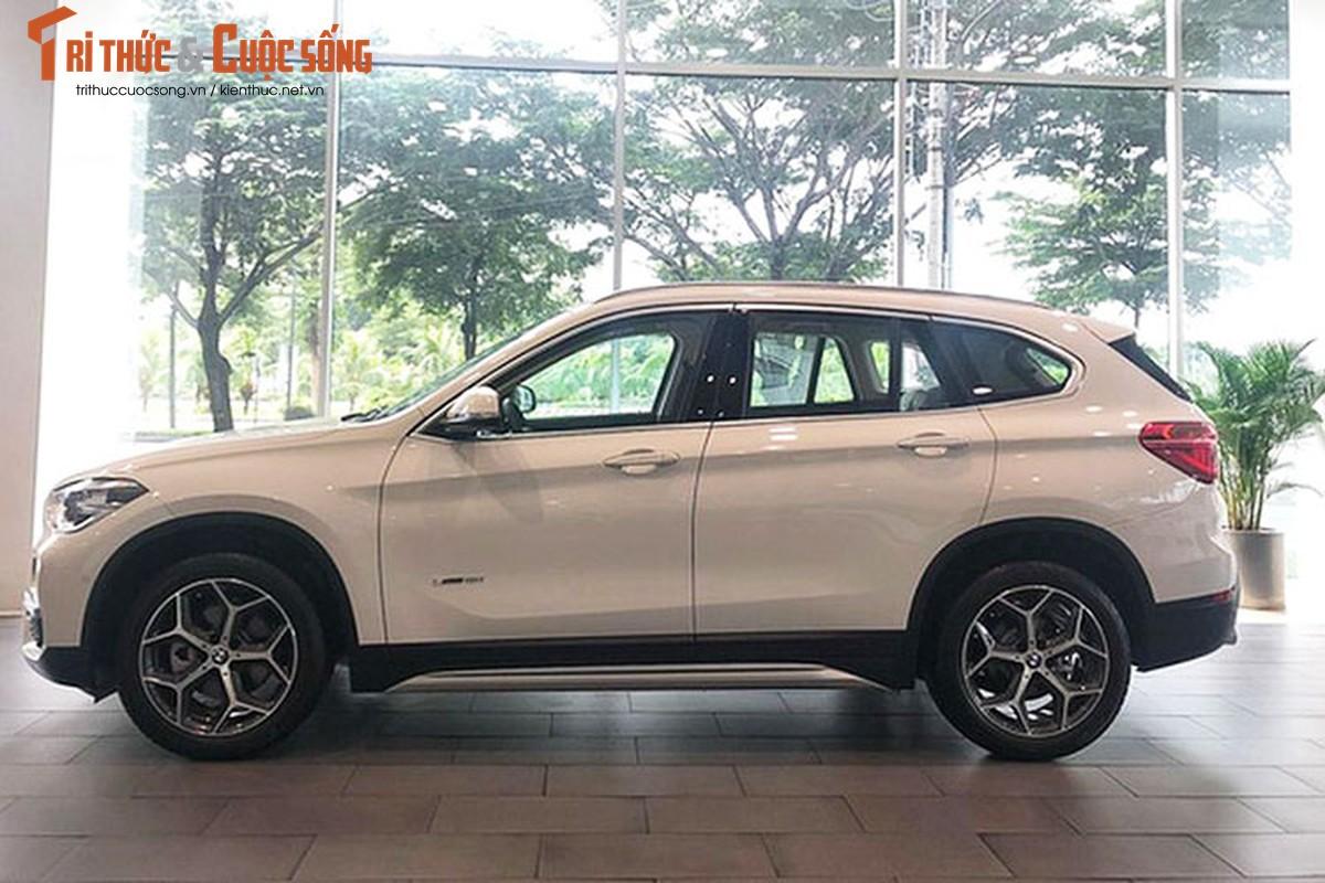 Can canh BMW X1 2018 moi gia 1,8 ty tai Sai Gon-Hinh-2