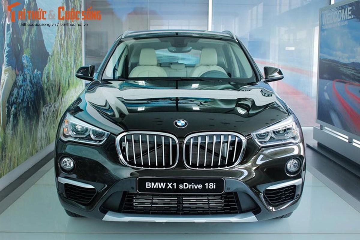 Can canh BMW X1 2018 moi gia 1,8 ty tai Sai Gon-Hinh-3