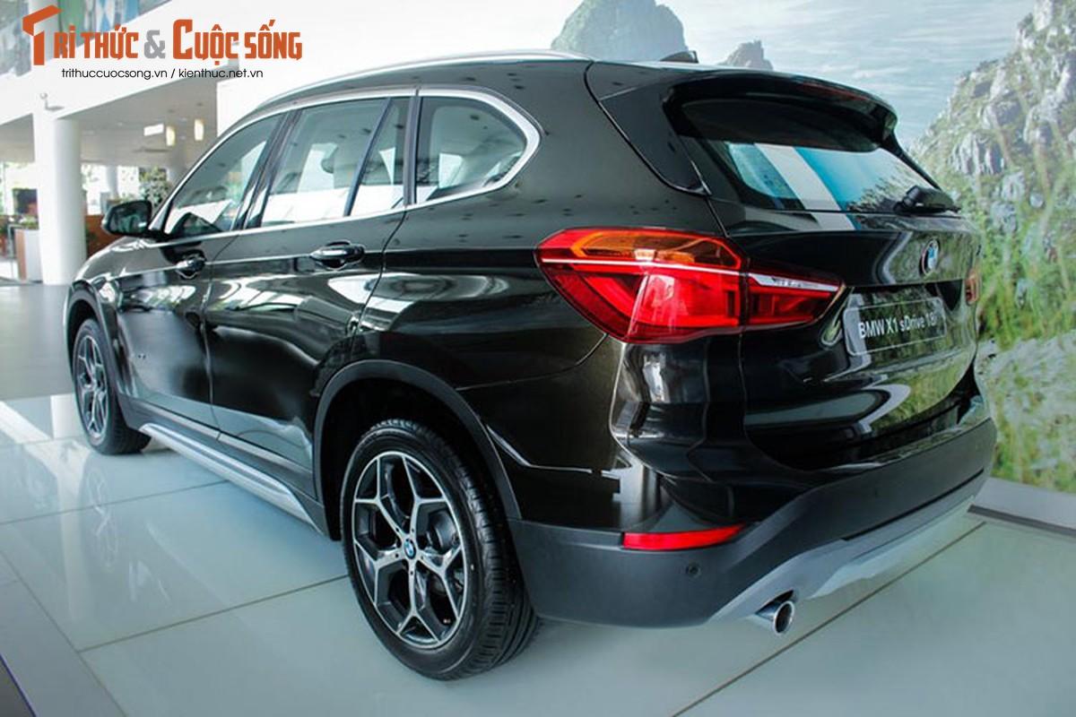 Can canh BMW X1 2018 moi gia 1,8 ty tai Sai Gon-Hinh-4