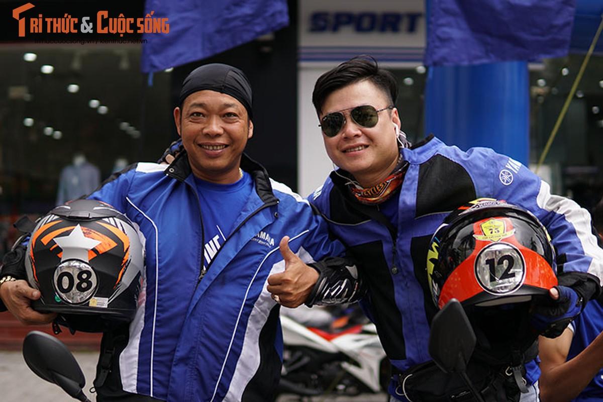 Dan xe may Yamaha Exciter 2019 phuot Sai Gon - Ha Giang-Hinh-11