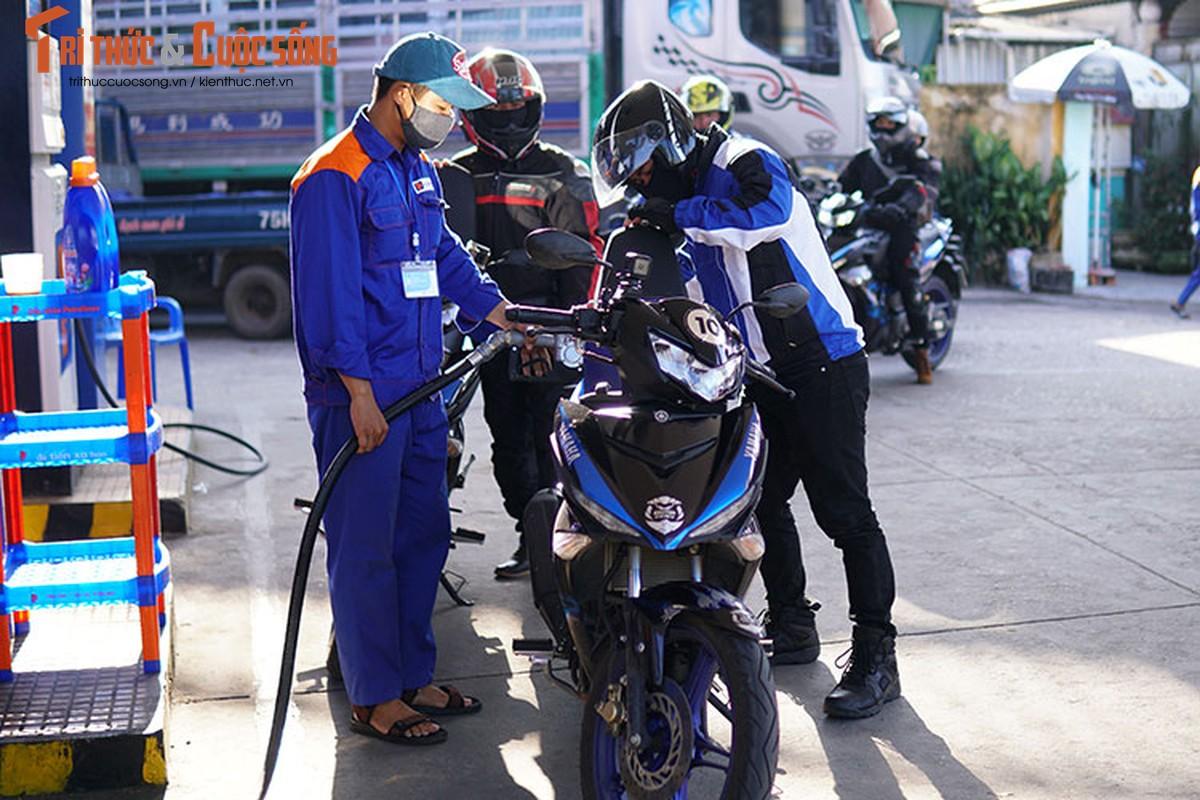 Dan xe may Yamaha Exciter 2019 phuot Sai Gon - Ha Giang-Hinh-2