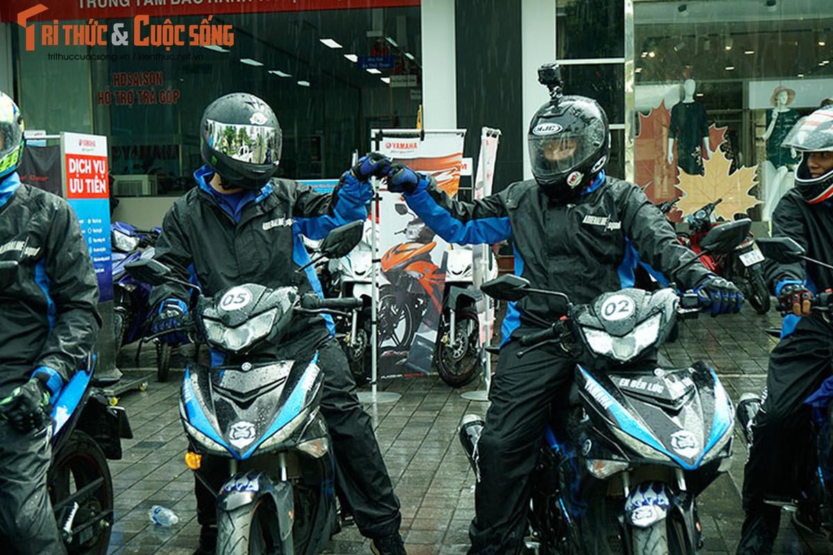 Dan xe may Yamaha Exciter 2019 phuot Sai Gon - Ha Giang-Hinh-3