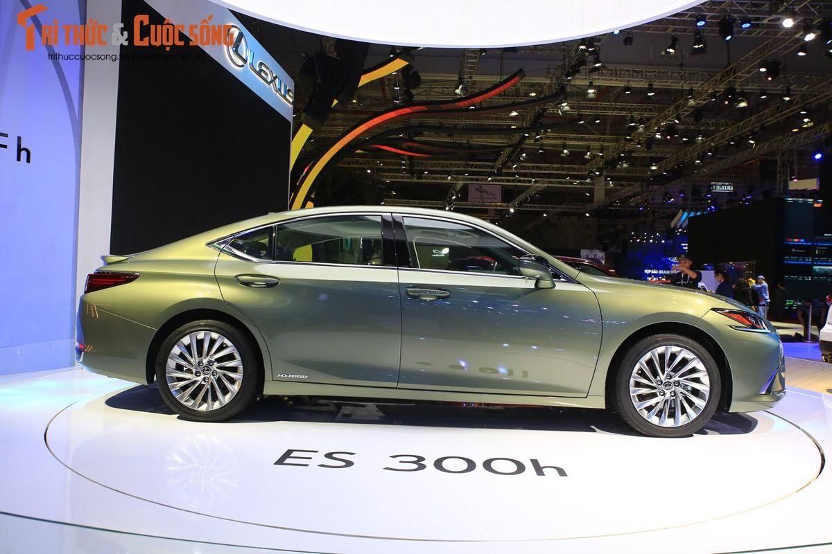 Xe sang Lexus dang cap hon voi hybrid tai VMS 2018-Hinh-11