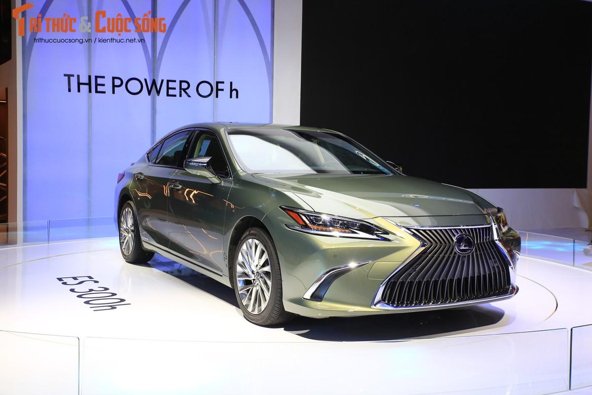 Xe sang Lexus dang cap hon voi hybrid tai VMS 2018-Hinh-12