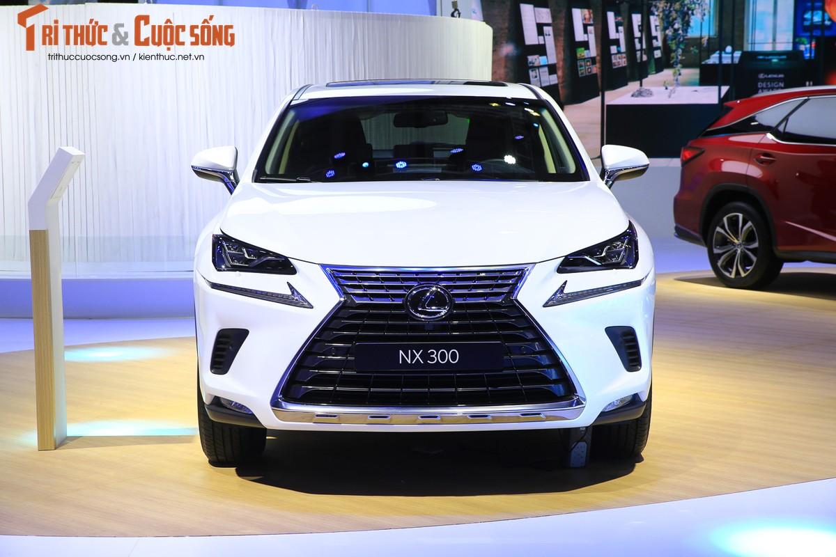 Xe sang Lexus dang cap hon voi hybrid tai VMS 2018-Hinh-2
