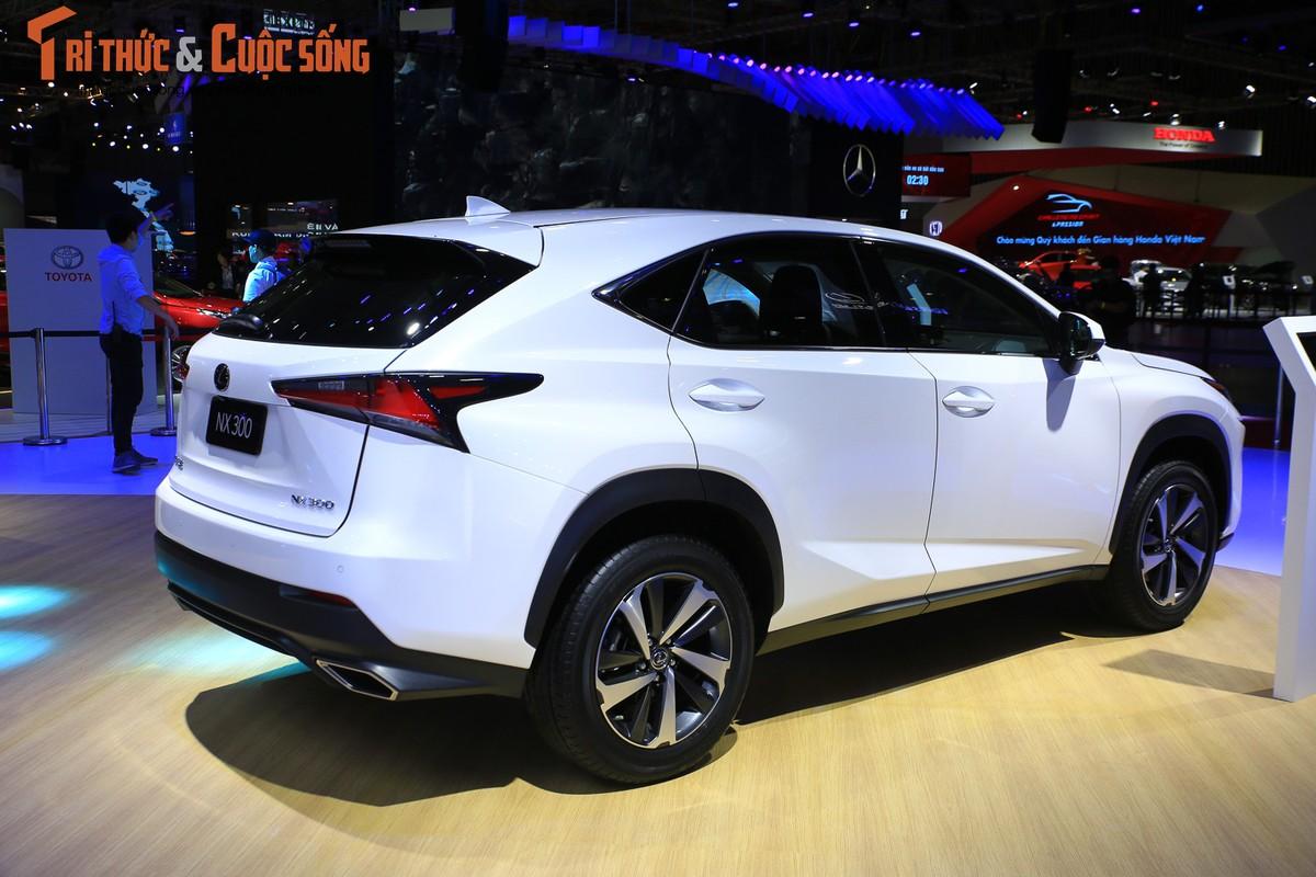 Xe sang Lexus dang cap hon voi hybrid tai VMS 2018-Hinh-3