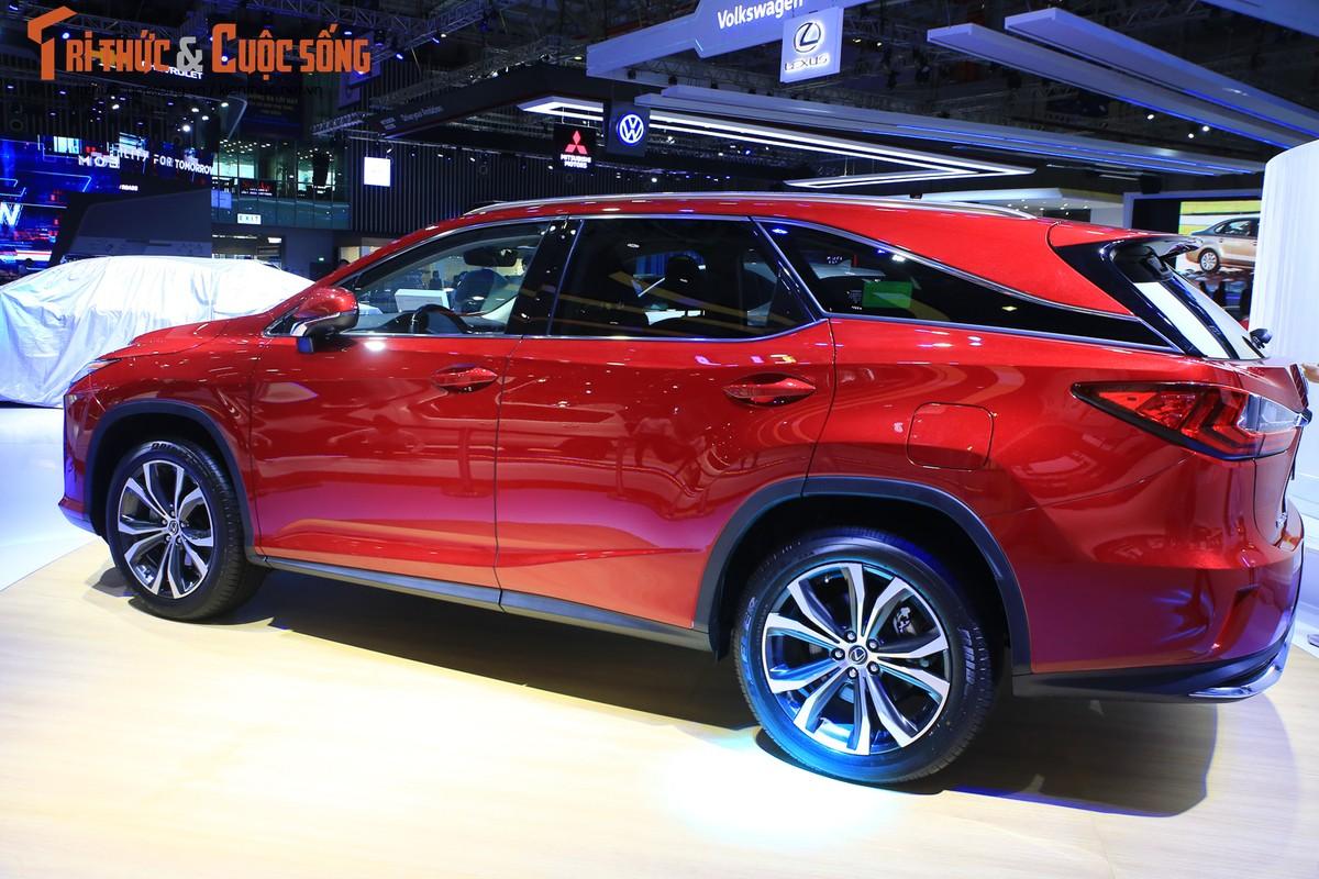 Xe sang Lexus dang cap hon voi hybrid tai VMS 2018-Hinh-5
