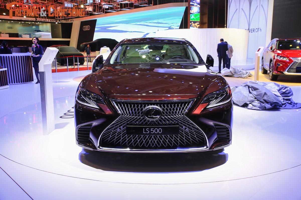 Xe sang Lexus dang cap hon voi hybrid tai VMS 2018-Hinh-6